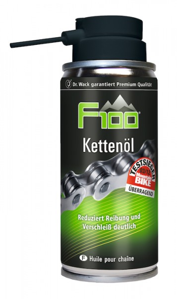 F100 Kettenöl 100 ml Aerosoldose