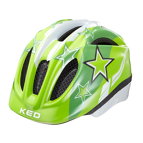 KED Helm Meggy M 52-58 cm grün