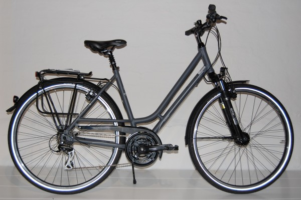 Gudereit Trekkingrad LC-30 Edition Damen 53 cm matt-grau
