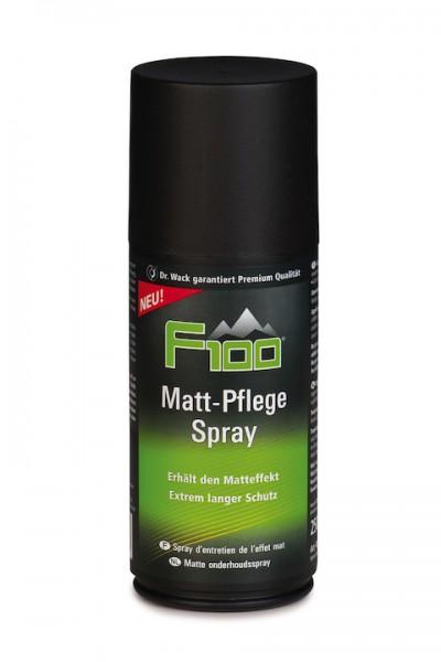 F100 Matt-Pflege Spray 250 ml