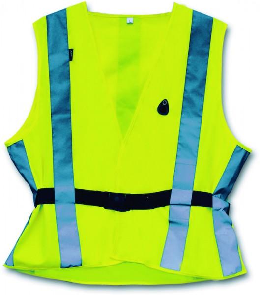 4-Act Sicherheitsweste - Warnweste gelb M