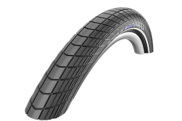 Schwalbe Big Apple Plus Reifen 55-406 20 Zoll