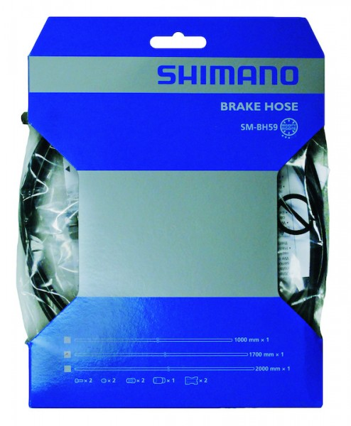 Shimano Bremsleitungsset Hydraulik ESMBH59JKL100