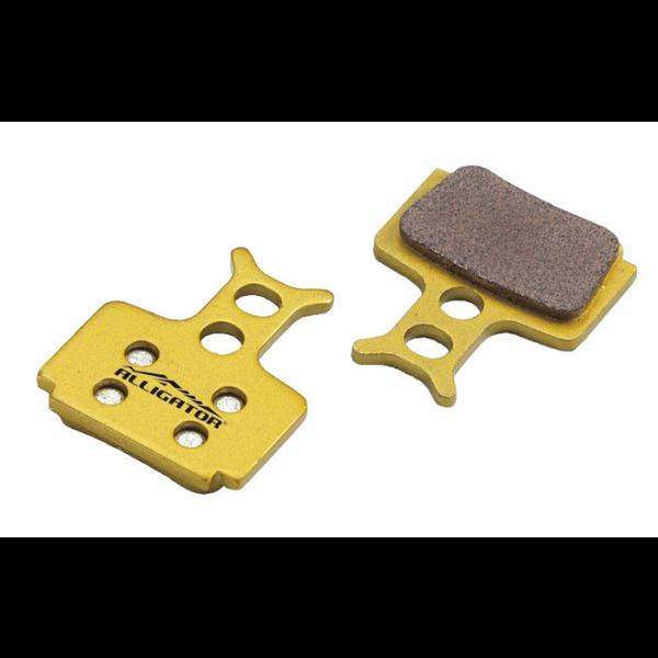 TAQ-33 Scheibenbremsbeläge Ceramic Sintered für Formula Mega und RX