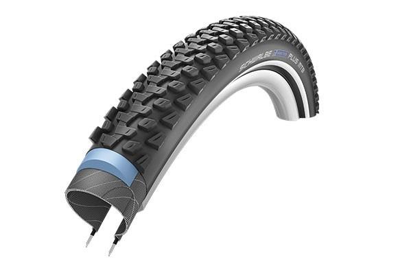 Schwalbe Reifen 54-559 26 x 2.10 Marathon Plus MTB Reflex