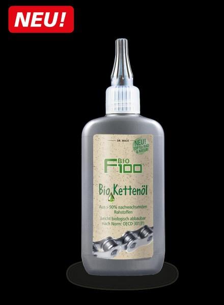 F100 Bio Kettenöl Tropfflasche 100 ml