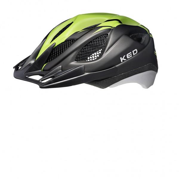 KED Tronus Green/Black M (52-56 cm)