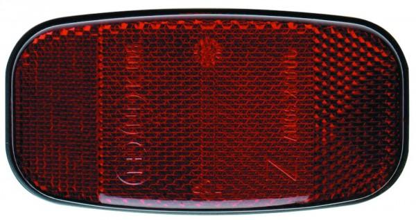 Reflektor - Strahler für Gepäckträger-Halterung