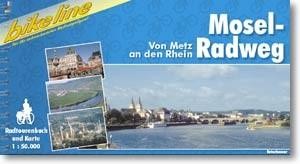 bikeline Radtourenbuch Mosel-Radweg von Metz an den Rhein