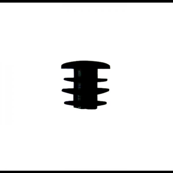 Lenkerstopfen schwarz (2 Stück)