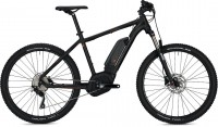 Morrison E-Bike Cree 1.25 Diamant 48 cm, 27.5 Zoll Black Matt