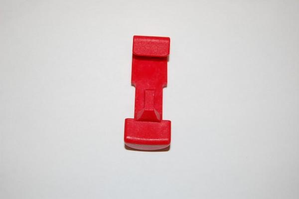 KLICKfix Taste Rot für Lenkeradapter