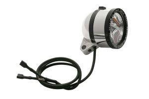 SON LED-Scheinwerfer Edelux poliert