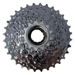 SUNRACE Schraubzahnkranz 9-Fach für E-Bikes 13-32 Zähne
