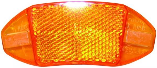 Speichenreflektor orange
