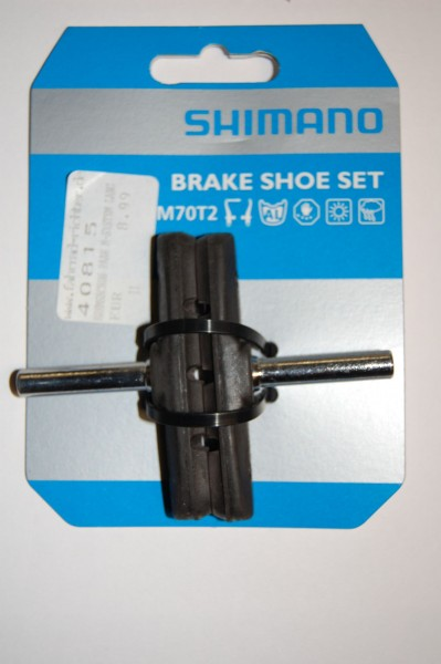 Bremsschuh (PAAR) Shimano M-System lang