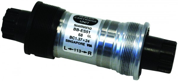 Shimano Innenlager Deore Octalink BB-ES51 68/121 mm EBBES51B21