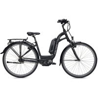 Falter E-Bike E 9.0 RT Wave Trend 45 cm Matt Schwarz 400Wh