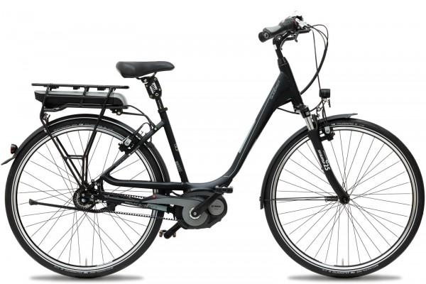 Gudereit Premium E 8.0 New Wave 53 cm matt-schwarz