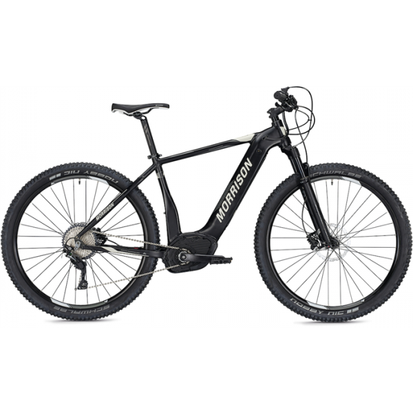 Morrison E-Bike MTB Cree 2 matt-schwarz