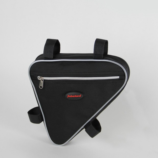 Haberland Rahmentasche schwarz