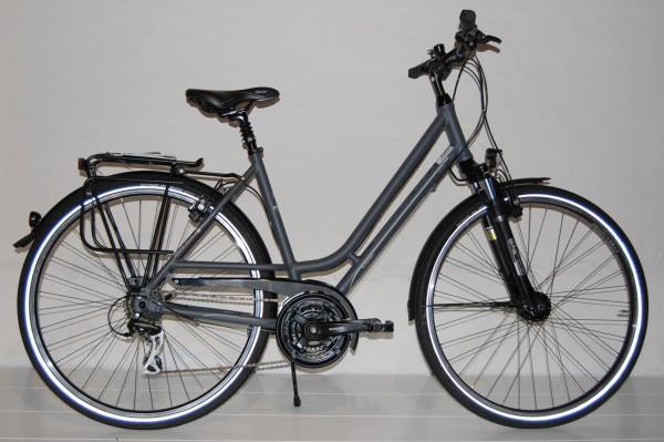 Gudereit Trekkingrad LC-30 Edition Damen 57 cm matt-schwarz