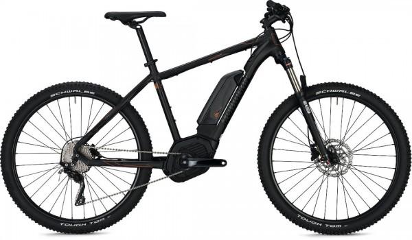 Morrison E-Bike Cree 1.25 Diamant 50 cm, 29 Zoll Black Matt