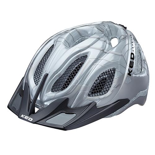KED Helm Certus K-Star silver L