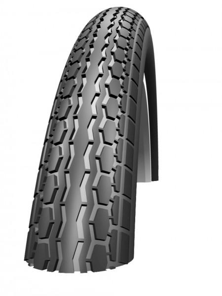 Schwalbe Reifen 37-288 schwarz weißring
