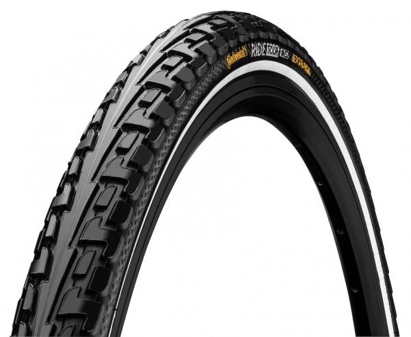 Continental Fahrradreifen Ride Tour schwarz Reflex 42-622 28 x 1,60