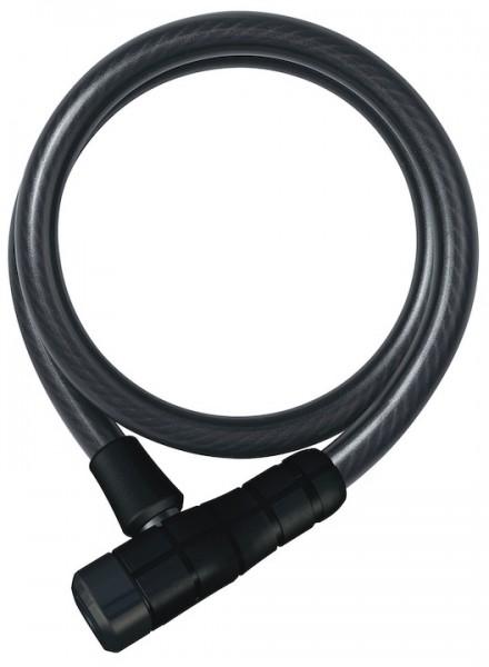 ABUS Kabelschloss Primo 5412K 12 mm schwarz 85 cm