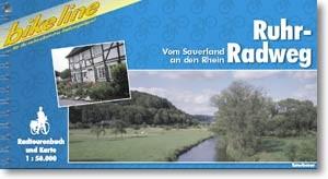 bikeline Radtourenbuch Ruhr-Radweg Sauerland - Rhein
